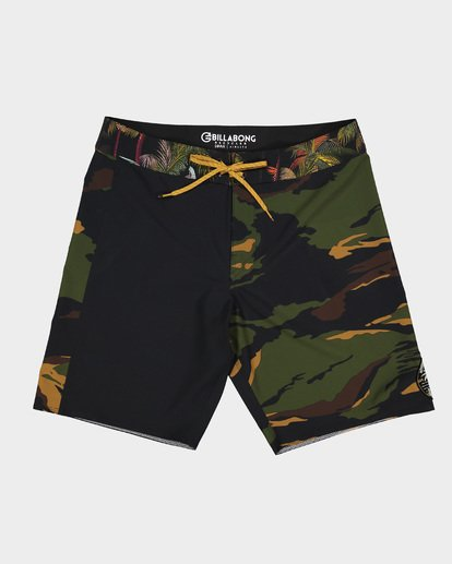 "0 DBAH AIRLITE 19"" BOARDSHORTS Green 9591402 Billabong"