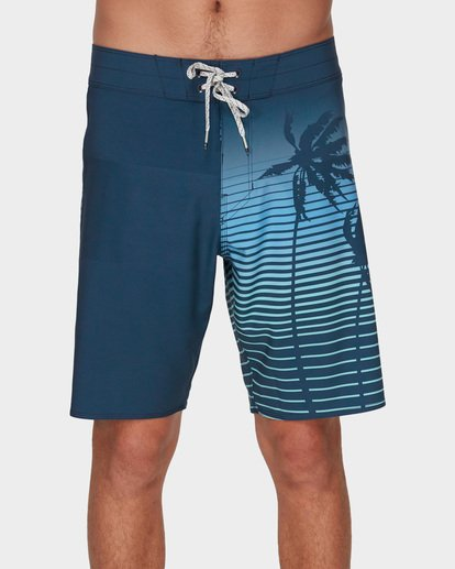 "2 DBAH AIRLITE 19"" BOARDSHORT Blue 9591402 Billabong"