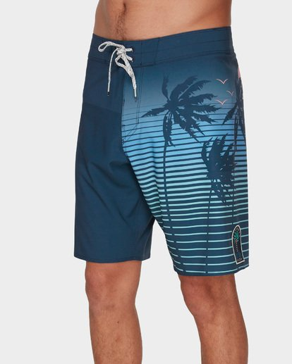 3 DBAH AIRLITE BOARDSHORTS Blue 9591402 Billabong