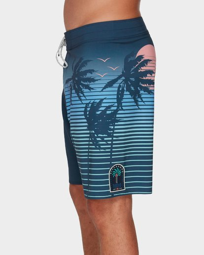 4 DBAH AIRLITE BOARDSHORTS Blue 9591402 Billabong