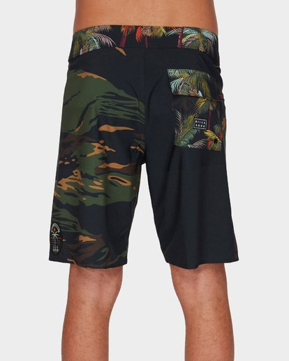 "5 DBAH AIRLITE 19"" BOARDSHORTS Green 9591402 Billabong"