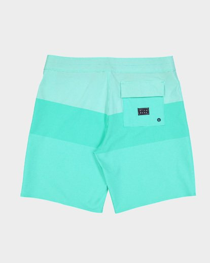 1 TRIBONG HEATHER AIRLITE BOARDSHORTS Blue 9591403 Billabong