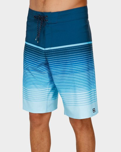 3 Fluid Airlite Boardshorts Blue 9591404 Billabong