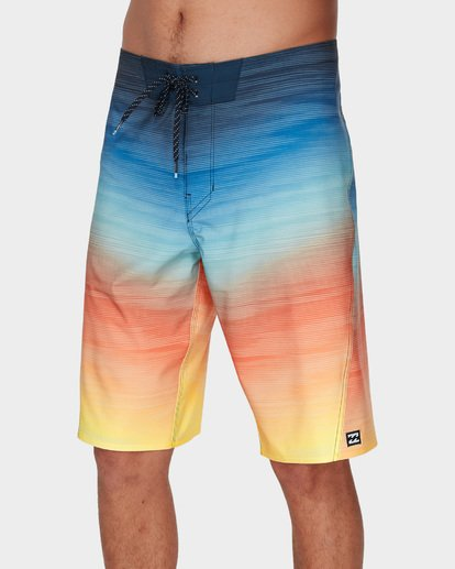 3 Fluid Pro Boardshorts Blue 9591405 Billabong