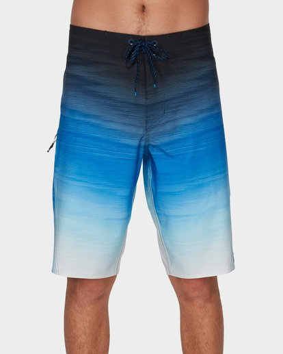 2 Fluid Pro Boardshorts Blue 9591405 Billabong