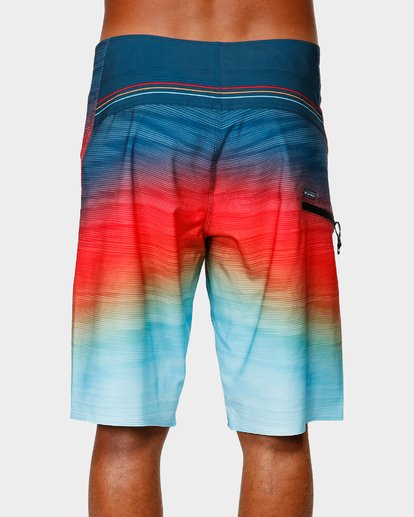 4 FLUID PRO BOARDSHORTS Orange 9591405 Billabong