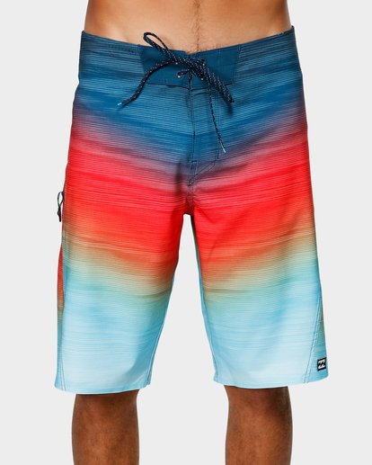 2 FLUID PRO BOARDSHORTS Orange 9591405 Billabong