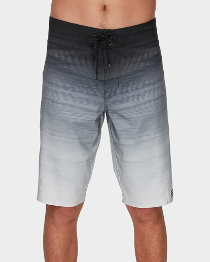 2 Fluid Pro Boardshorts Grey 9591405 Billabong