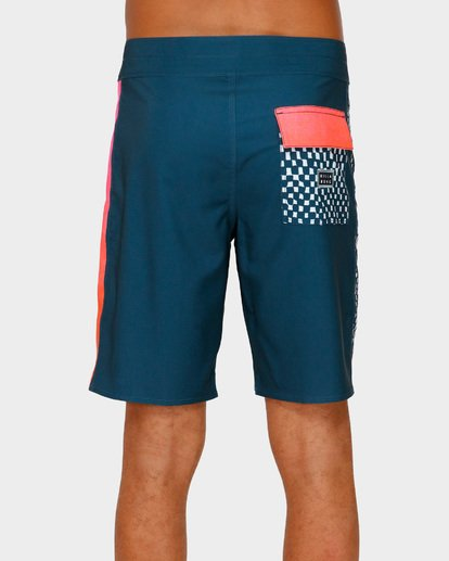 5 D Bah Pro Boardshorts Blue 9591407 Billabong