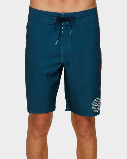 2 D Bah Pro Boardshorts Blue 9591407 Billabong