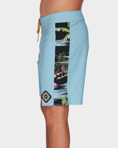 4 D BAH PRO BOARDSHORTS Blue 9591407 Billabong