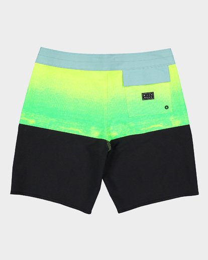 1 FIFTY50 FADE PRO BOARDSHORTS Green 9591408 Billabong