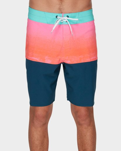 2 Fifty50 Fade Pro Boardshorts Blue 9591408 Billabong