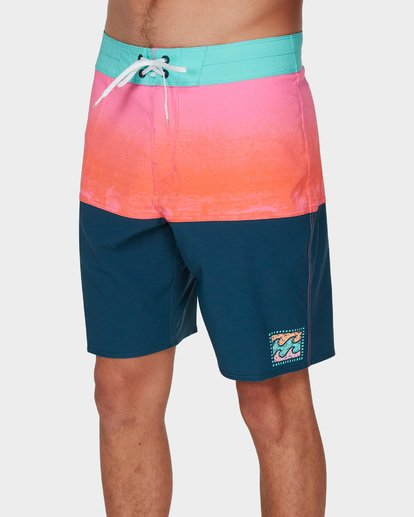 3 FIFTY50 FADE PRO BOARDSHORTS Blue 9591408 Billabong