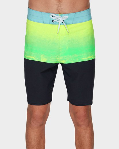 2 FIFTY50 FADE PRO BOARDSHORTS Green 9591408 Billabong