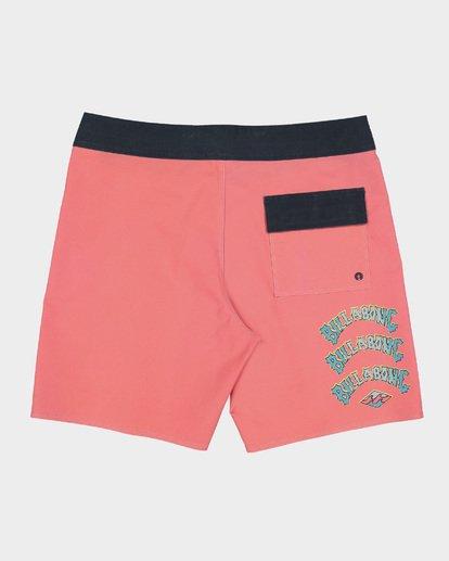 1 WARP PRO BOARDSHORTS Pink 9591410 Billabong