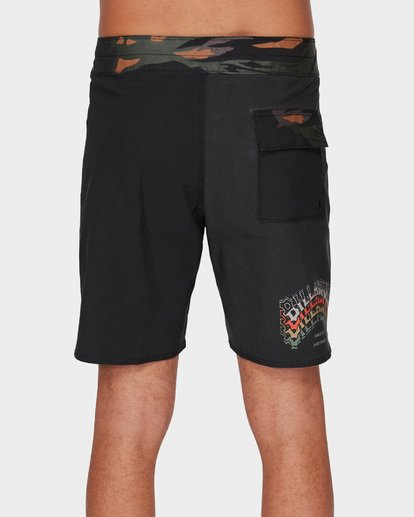 4 Warp Pro Boardshorts Blue 9591410 Billabong