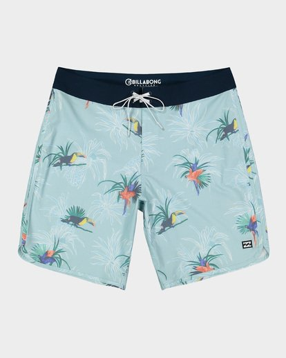 0 73 LINE UP PRO BOARDSHORTS Blue 9591411 Billabong
