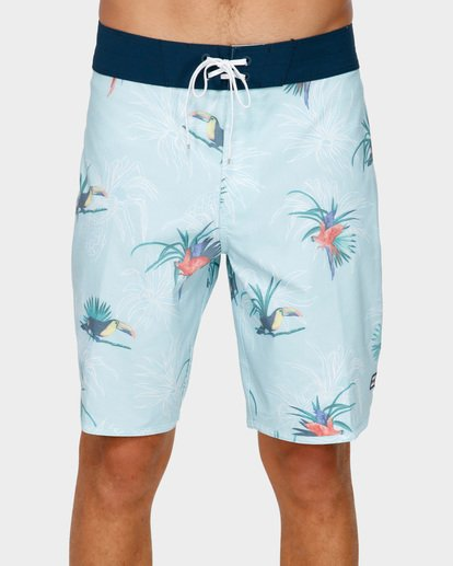 2 73 LINE UP PRO BOARDSHORTS Blue 9591411 Billabong