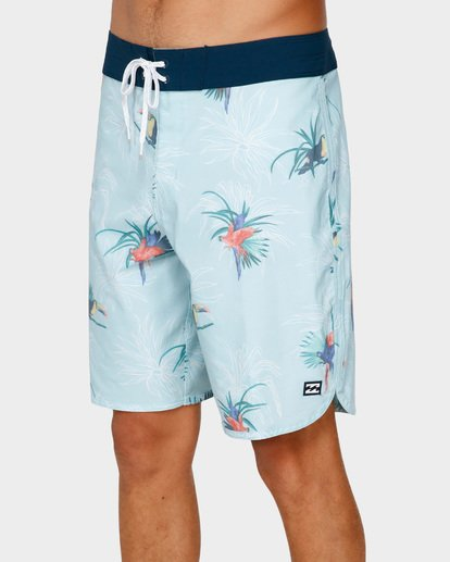 3 73 LINE UP PRO BOARDSHORTS Blue 9591411 Billabong