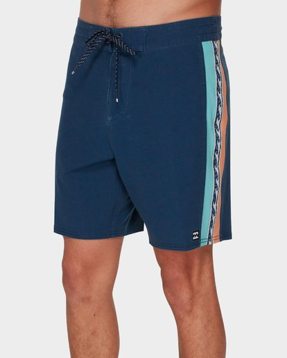 3 D BAH LT BOARDSHORTS Blue 9591414 Billabong
