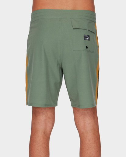 5 D BAH LT BOARDSHORTS Green 9591414 Billabong