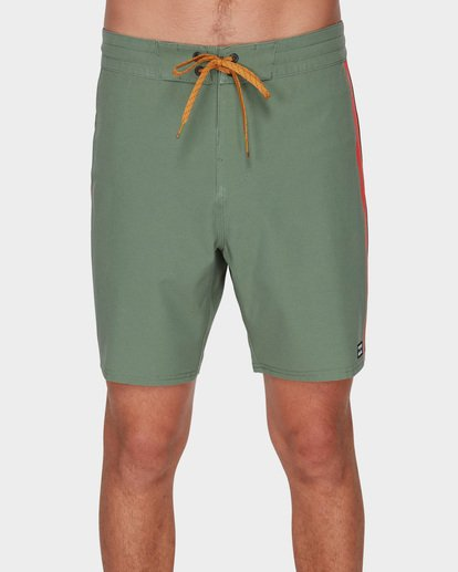 2 D BAH LT BOARDSHORTS Green 9591414 Billabong