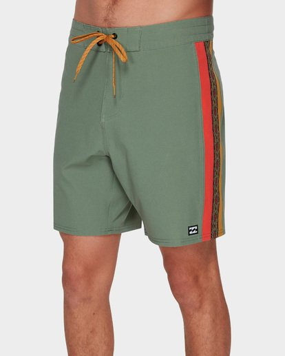3 D BAH LT BOARDSHORTS Green 9591414 Billabong