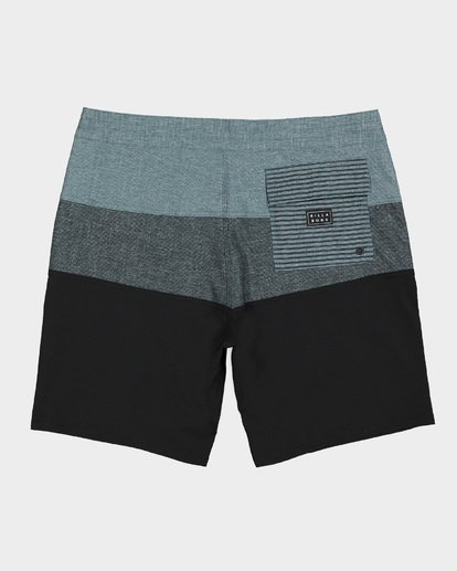 1 TRIBONG LO TIDES BOARDSHORTS Black 9591415 Billabong