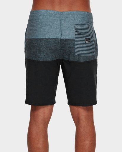 4 TRIBONG LO TIDES BOARDSHORTS Black 9591415 Billabong