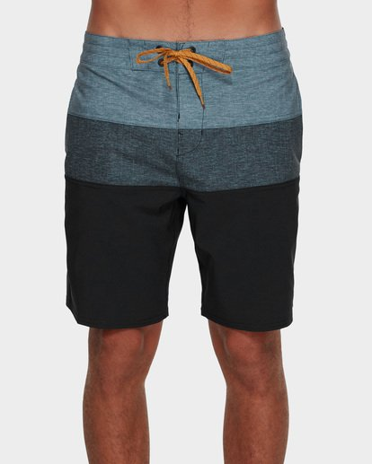 2 TRIBONG LO TIDES BOARDSHORTS Black 9591415 Billabong