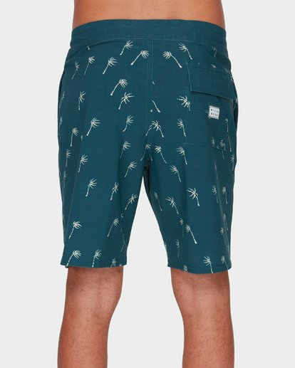 4 Sundays Mini Lo Tides Boardshorts Blue 9591416 Billabong
