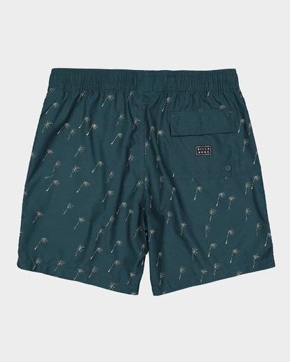 1 SUNDAYS LAYBACK BOARDSHORTS Blue 9591418 Billabong