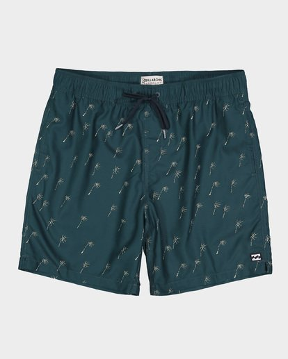 0 Sundays Layback Boardshorts Blue 9591418 Billabong