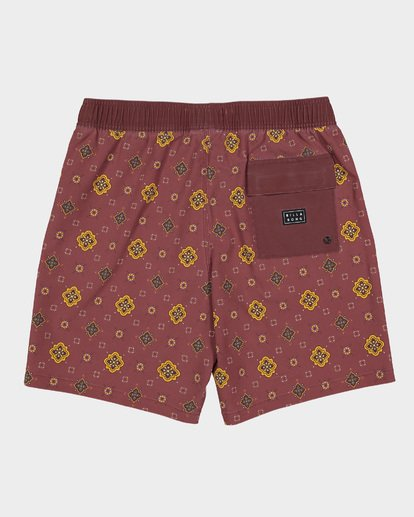 1 Sundays Layback Boardshorts Brown 9591418 Billabong