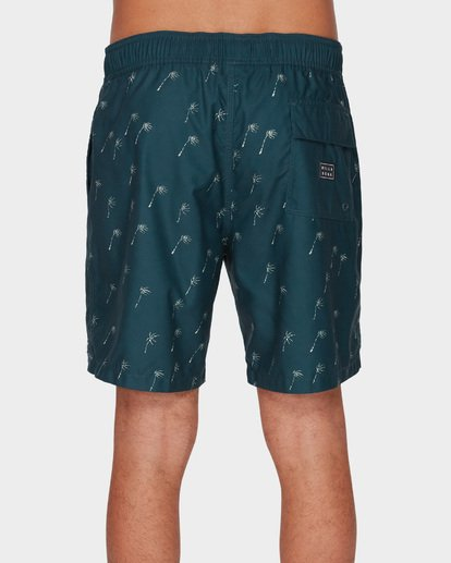 4 Sundays Layback Boardshorts Blue 9591418 Billabong
