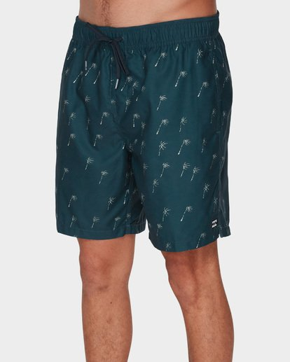 3 Sundays Layback Boardshorts Blue 9591418 Billabong