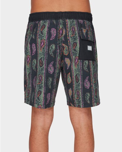 4 SUNDAYS LAYBACK BOARDSHORTS Grey 9591418 Billabong