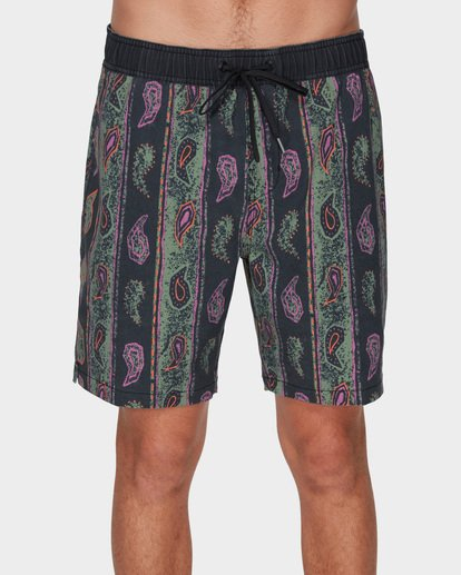 2 SUNDAYS LAYBACK BOARDSHORTS Grey 9591418 Billabong