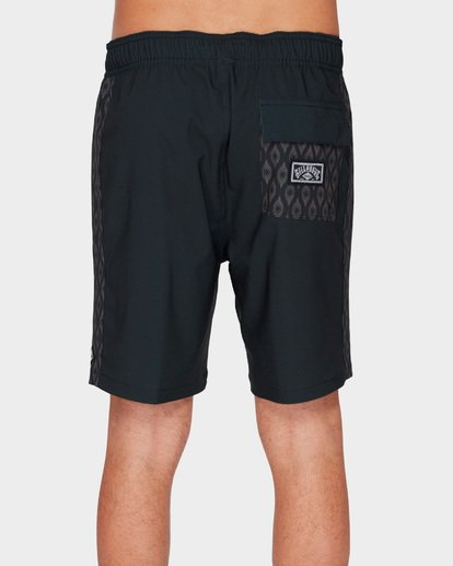 5 D BAH LAYBACK BOARDSHORTS Black 9591419 Billabong