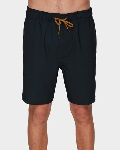 2 D BAH LAYBACK BOARDSHORTS Black 9591419 Billabong