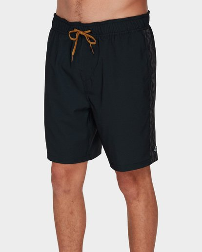3 D BAH LAYBACK BOARDSHORTS Black 9591419 Billabong