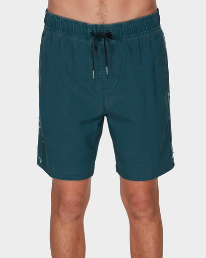 2 D Bah Layback Boardshorts Blue 9591419 Billabong