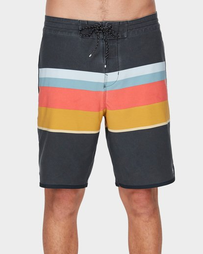 2 73 STRIPE LT BOARDSHORTS Blue 9591420 Billabong