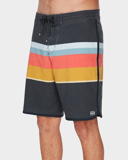 3 73 STRIPE LT BOARDSHORTS Blue 9591420 Billabong