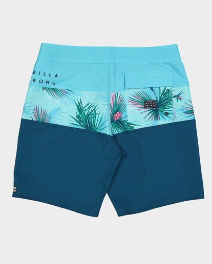 1 TRIBONG PRO BOARDSHORTS Blue 9591421 Billabong
