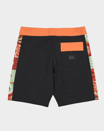 1 DAWN PATROL D BAH BOARDSHORTS Black 9591423 Billabong