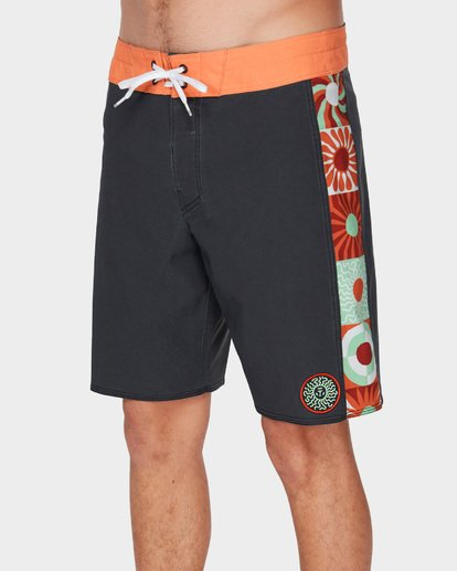 3 DAWN PATROL D BAH BOARDSHORTS Black 9591423 Billabong