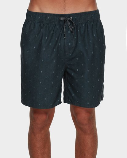 2 All Day Mini Mark Layback Boardshorts Black 9591427 Billabong