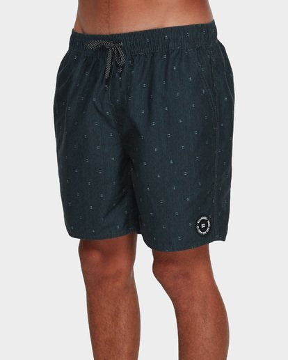 3 All Day Mini Mark Layback Boardshorts Black 9591427 Billabong